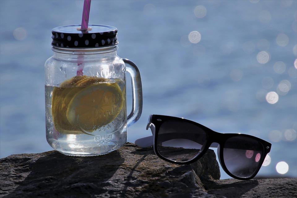 Las 5 bebidas mas refrescantes y sanas para el verano