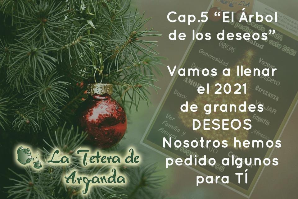 Historias en LTdA. Cap: 5 «El Árbol de los deseos»