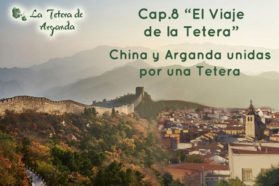 Historias en LTdA. Cap 8: «El viaje de la Tetera»
