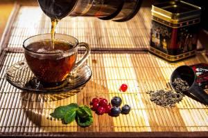 Tipos de té y sus diferentes propiedades